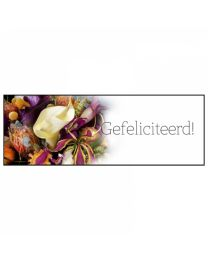 Pure & Natural 28 Gefeliciteerd!
