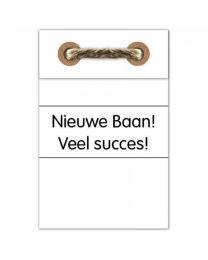 Stoer 16 Nieuwe Baan! Veel succes!