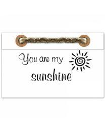Stoer 71 You are my Sunshine