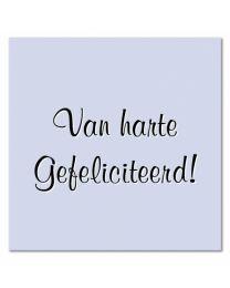 Evy 10 Van harte Gefeliciteerd