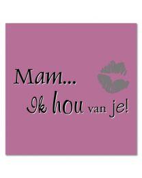 Evy 67 Mam.. ik hou van je!