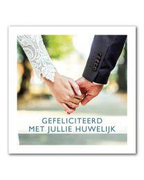 Annabel 16 Gefeliciteerd met jullie huwelijk