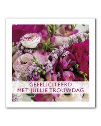 Annabel 18 Gefeliciteerd met jullie trouwdag