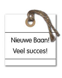 Ieniemini 17 Nieuwe Baan! Veel succes!
