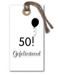 Ieniemini 38 50! Gefeliciteerd