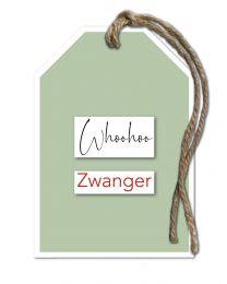 Bronze 18 Whoohoo Zwanger!