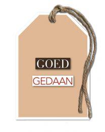Bronze 27 Goed Gedaan