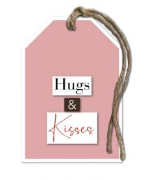 Bronze 29 Hugs & Kisses