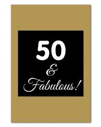 Joy! 08 50 & Fabulous!