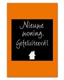 Joy! 12 Nieuwe woning. Gefeliciteerd!