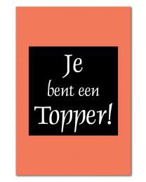 Joy! 15 Je bent een Topper!