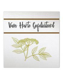 Flow 07 Van Harte Gefeliciteerd