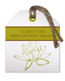 Flow (T) 11 Jij Bent Van Onschatbare Waarde