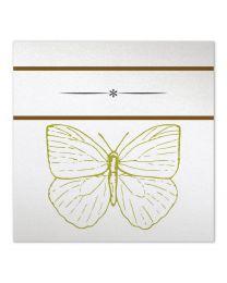 Flow 30 Blanco vlinder