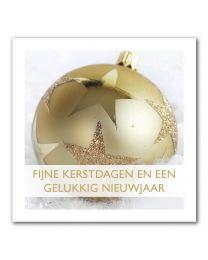 Kerst 20-08 Fijne kerstdagen en een gelukkig nieuwjaar
