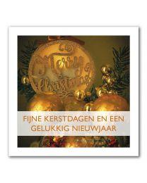 Kerst 20-13 Fijne kerstdagen en een gelukkig nieuwjaar