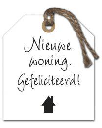 Black & White Mini 12 Nieuwe Woning