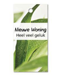 Green mini 04 Nieuwe Woning Heel veel geluk
