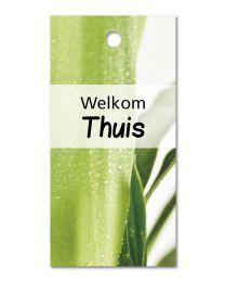 Green mini 24 Welkom Thuis