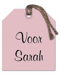 Ella 17 Voor Sarah