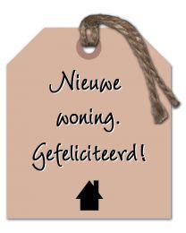 Ella 20 Nieuwe woning. Gefeliciteerd!