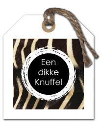 Stripes met touwtje 06 Een dikke knuffel