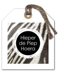 Stripes met touwtje 09 Hieper de Piep Hoera