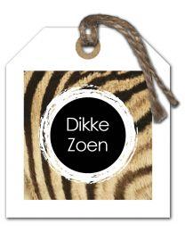Stripes met touwtje 21 Dikke Zoen