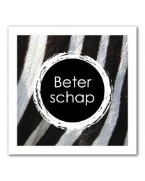 Stripes Vierkant 02 Beterschap