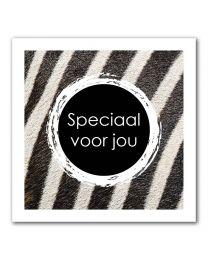 Stripes Vierkant 17 Speciaal voor jou