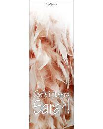 Detail 15 Gefeliciteerd Sarah!
