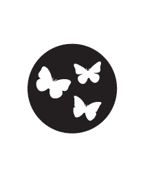 Geurbuideltje 16 Blanco Vlinders