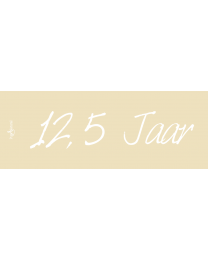 Pure & Natural Pastel 06 12,5 Jaar