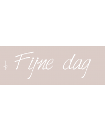 Pure & Natural Pastel 17 Fijne dag