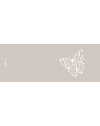 Pure & Natural Pastel 41 Blanco (vlinder)