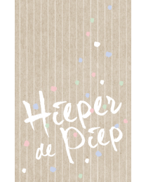 Crafty Postcard 03 Hieper de Piep