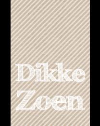 Crafty Postcard 07 Dikke Zoen