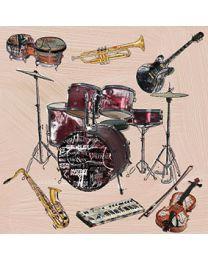 SH-18 Music (Drums)