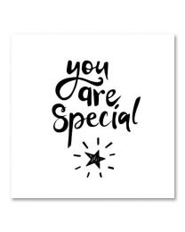 SOHO Vierkant 18 You are special