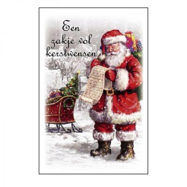 Dgvn 045 Een Zakje Vol Kerstwensen