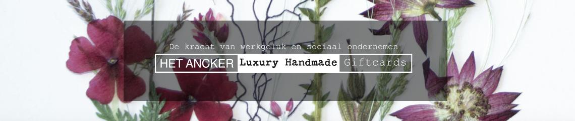 Luxury handmade giftcards